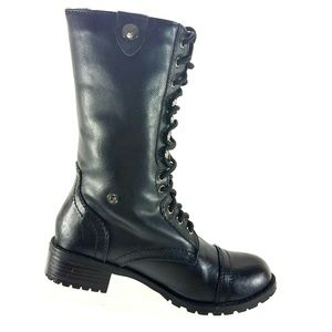 Shiekh Womens boots Size 6 M Biker Style Low Or Hi